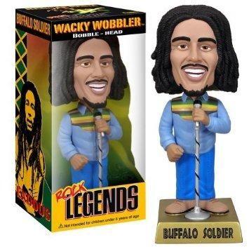 "Bob Marley 7/"" Action Figure Musique Reggae Legend Jamaïque Singer W Microphone"