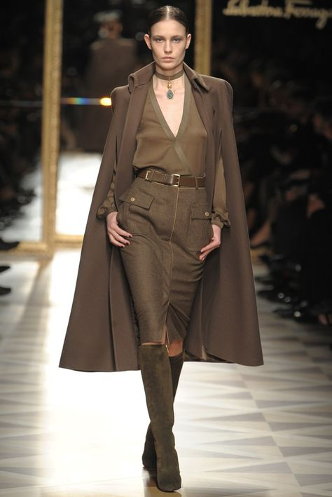 Salvatore Ferragamo RTW Fall 2012