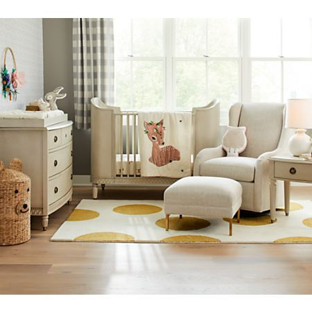 Little Fawn Baby Quilt Reviews Crate And Barrel In 2020 Fawn