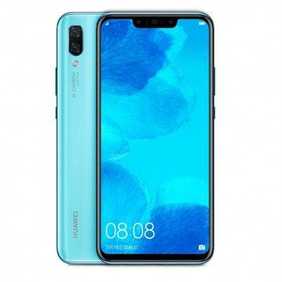 Huawei Nova 3 Par Al00 6gb 128gb Dual Sim Sim Free Unlocked Blue Huawei Smartphone