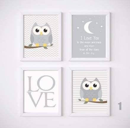 20 Ideas Baby Nursery Girl Owl Room Decor Owl Baby Rooms Owl Nursery Room Boy Nursery Diy