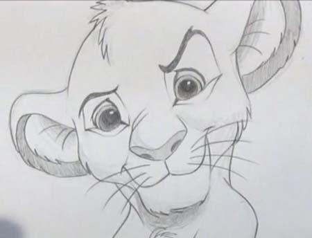 Imagenes De Dibujos Bonitos A Lapiz Dibujos Bonitos Animales Dibujados A Lapiz Bocetos De Disney