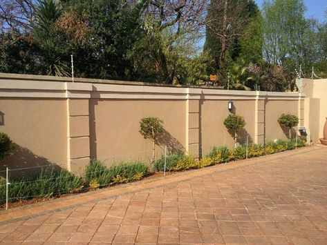 Wall Fencing Designs The Best Compound Wall Design Ideas On Fencing Designs Perimeter South Daze Wall Fenc Compound Wall Design Compound Wall Fence Wall Design