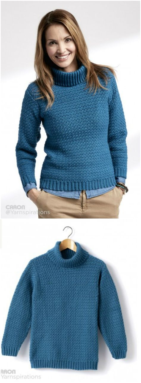 2664c96ebca91b List of Pinterest turtleneck sweater pattern crochet pictures ...