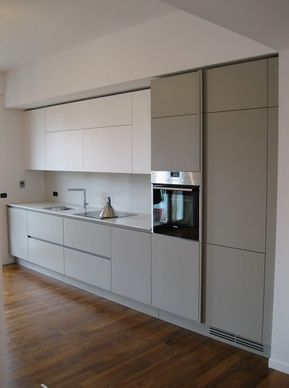 Cucina a vista Ernestomeda ONE | LILY ANN | Modern Kitchens ...