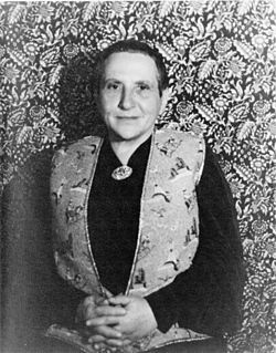 Top quotes by Gertrude Stein-https://s-media-cache-ak0.pinimg.com/474x/c8/cb/2a/c8cb2a17476c51a31083b51a79fa8729.jpg