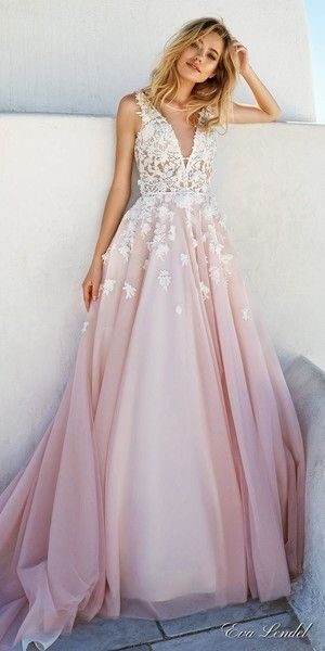 Eva Lendel Wedding Dress - Popular On Pinterest: Wedding Dresses That Have Been Pinned Over 10,000 Times - Photos