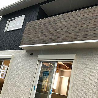 壁 天井 青と白 外壁 サイディング 防水シート アトランティックブルー