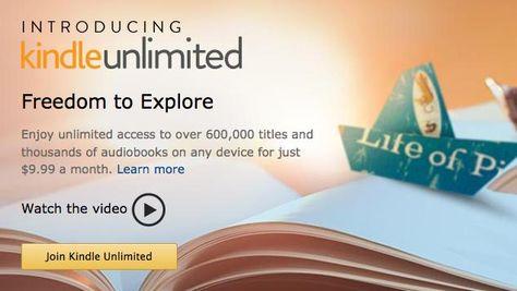 Amazon unveils $10 monthly Kindle Unlimited - Phoenix Business Journal