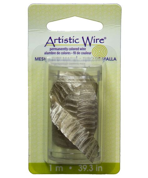 artistic wire mesh projects | ARTISTIC WIRE MESH 10mm WIDE / 1 ...