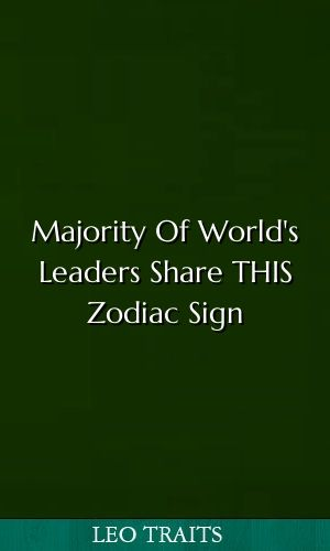 world leaders using astrology