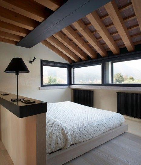 Arredare una camera da letto piccola nel 2019 | home | Mansarde ...
