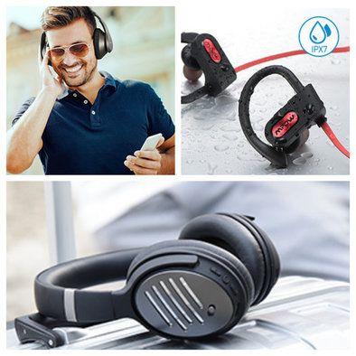 Buy Mpow Cheetah Wireless Bluetooth 4 1 Sports Headphones Just For 27 99 Bluetooth Headset Headphones Sports Headphones Wireless Sport Headphones