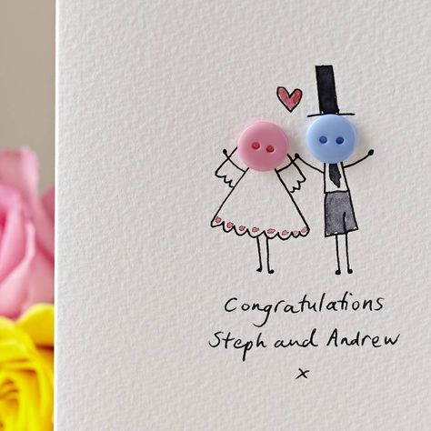 Make wedding card - creative ideas & instructions  #creative #ideas #instructions #wedding