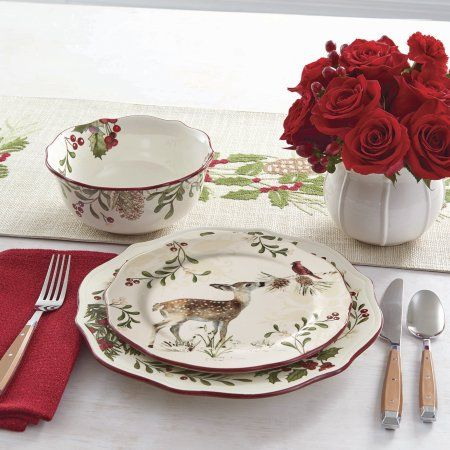 c8d8ae55ecbbe4444938d5711cfd06e4 - Better Homes And Gardens Heritage 12 Piece Dinnerware Set
