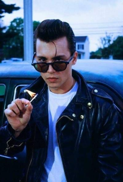 Pin By Aleksandra Stasiak On People Johnny Depp Cry Baby Young Johnny Depp Cry Baby Movie