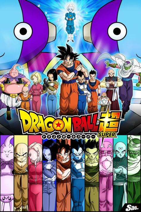 DragonBall Super Universe Survival Poster by SaoDVD
