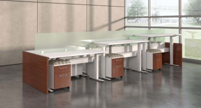 Ergonomics Sit To Stand Workstations Collaborative Office