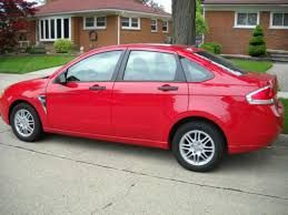 Red 2008 Ford Focus Google Search Ford Focus Ford Red