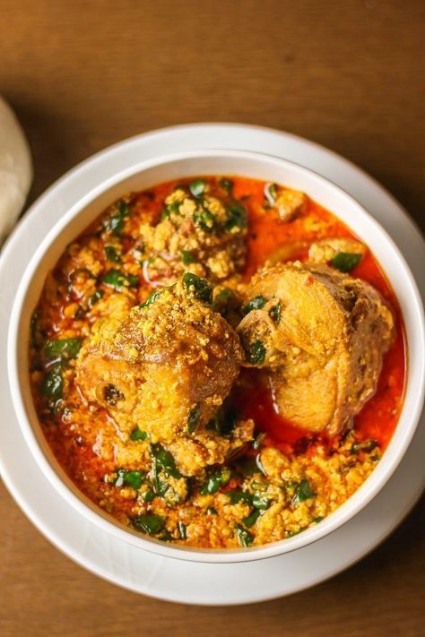 Egusi Soup Nigerian Soup Recipe Asoebi Mall Blog Recipe Egusi Soup Recipes African Recipes Nigerian Food Nigerian Food
