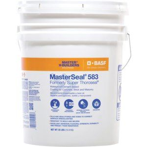 Formerly Known As Super Thoroseal White Masterseal 583 Is A Dry Polymer Modified Portland Cement Based Coating Used For Waterproofers Portland Cement Polymer