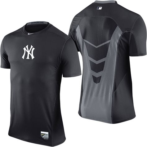 08d2b805b4027 New York Yankees AC Dri-FIT Hypercool Short Sleeve Top - MLB.com Shop