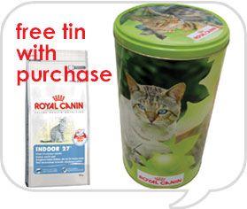 Royal Canin Gwp Storage Bins Tins Royal Canin Dog Food Online
