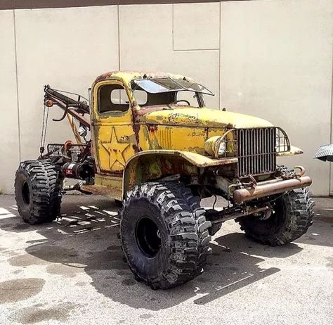 rat rod trucks and cars Dodge Trucks, Jeep Truck, 4x4 Trucks, Diesel Trucks, Cool Trucks, Custom Trucks, Diesel Rat Rod, Jeep Rat Rod, Rat Rod Trucks