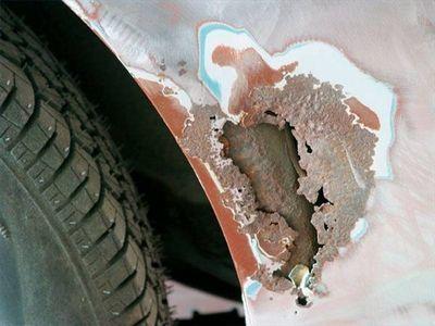 How To Repair Rust Holes Around The Wheel Well Auto Body Repair Auto Body Work Truck Repair