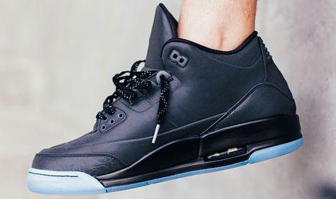 5Lab3 Black | Nike air jordans, Turnschuhe und Jordan 3