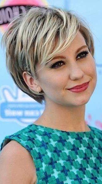 Short Hair Styles Panosundaki Pin