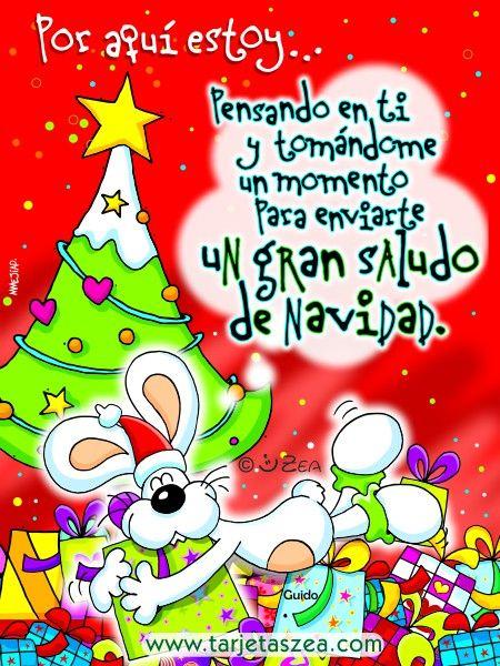Imagenes de feliz navidad tarjetas zea