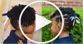 PEINADOS NATURALES PARA NIÑOS: Trenzas de goma elásticas fáciles para niñas (para principiant...