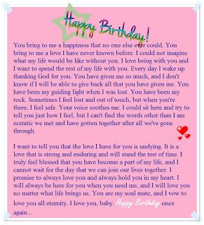 Sample Birthday Letters For Girlfriend Happy Birthday Boyfriend Quotes Birthday Letter For Girlfriend Birthday Letters To Boyfriend