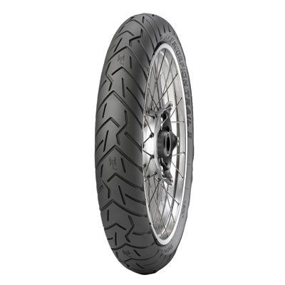 120 70zr17 58w Pirelli Scorpion Trail Ii Front Motorcycle Tire For Honda Ctx700n 20142016 Want Additional Info Click Motorcycle Tires Pirelli Pirelli Tires