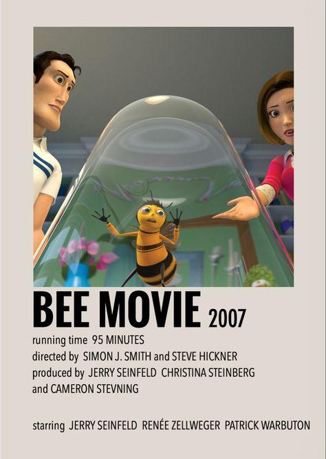 Bee movie by Millie