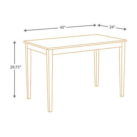 Signature Design By Ashley Kimonte Dining Table Ashley Furniture