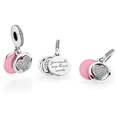 pandora charms coeur family
