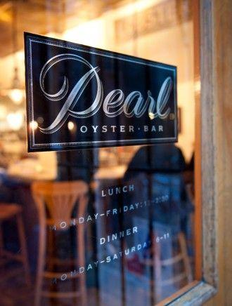 Menu | Pearl Oyster Bar | 18 Cornelia Street New York City - Est. 1997