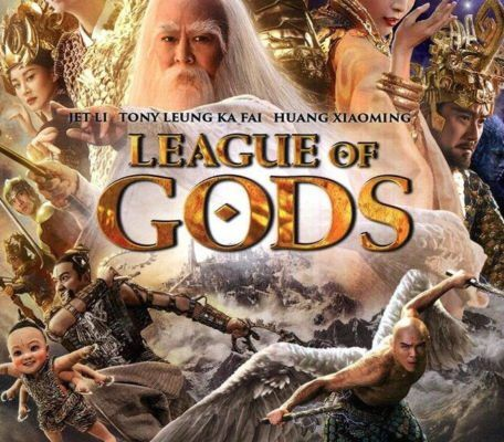 watch league of gods online for free