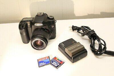 Canon Eos 40 D 40d Digital Slr Camera 35 80mm Lens Extras Digital Slr Camera Digital Slr Digital Camera