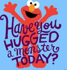 Elmo Hugging Shower Curtain Zazzle Com Shower Curtain Shower