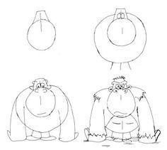 Comictiere Zeichnen Lernen Schritt Fur Schritt Anleitungen Mit