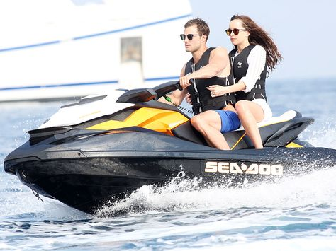 Dakota Johnson and Jamie Dornan Make a Sexy Splash While Filming Fifty Shades Freed in the French Riviera http://www.people.com/article/dakota-johnson-jamie-dornan-ride-jetskis-fifty-shades-freed