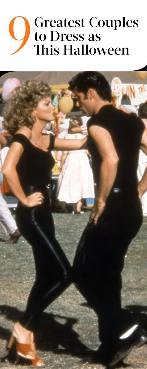 9 Iconic Couples to Dress Up as This Halloween