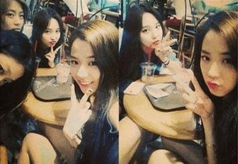 Kết quả hình ảnh cho Jisoo (BLACKPINK), Jennie (BLACKPINK) và Nayeon (TWICE)
