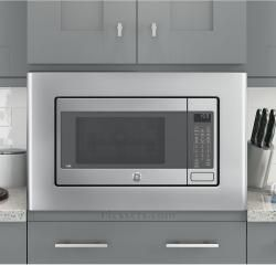 Brand General Electric Model Ceb1599 Countertop Microwave Oven Stainless Steel Microwave Countertop Microwave