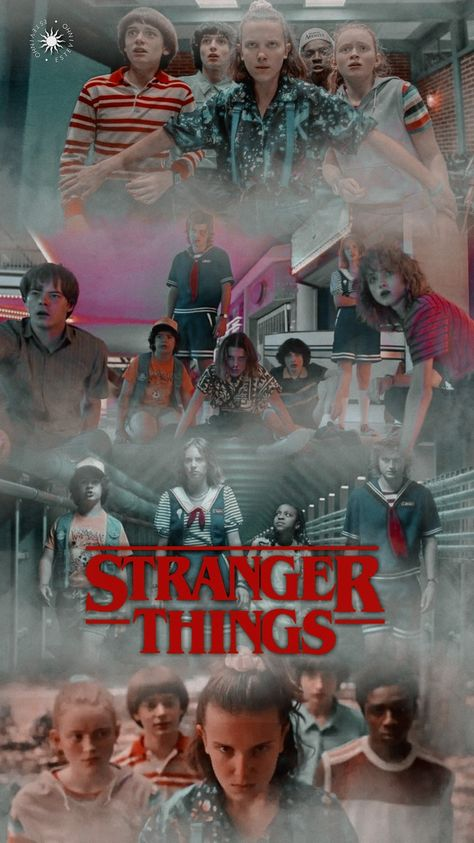 Lockscreen Stranger Things