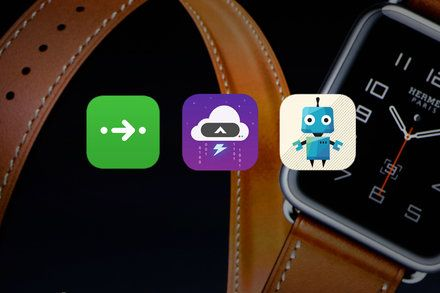 A Grab Bag of Software for the Apple Watch Upgrade Apple
