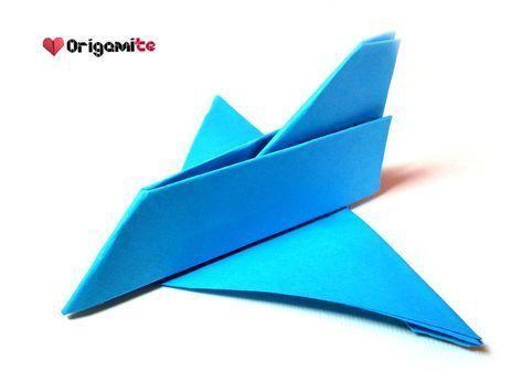 Easy Origami Airplane- Easy Origami Airplane - Https://origami5
